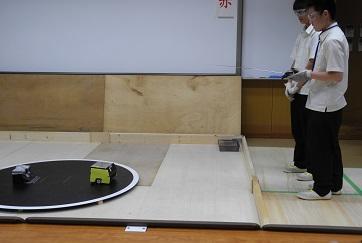 高校生ロボット相撲大会